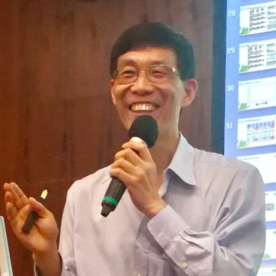 Headshot of Jun (Steed) Huang